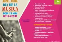 Expo Feria Día de la Música