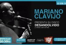 Mariano Clavijo en Concierto