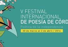 V Festival Internacional de Poesía de Córdoba