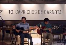 10 Caprichos de Carnota en vivo