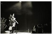"Zéppelin Teatro presenta ""Esdrújula, palabras para Bonino"""