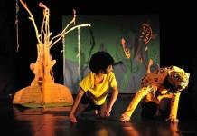 """""""Nazario, el gurí del monte"""". Obra de danza para niños"""