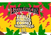 Telescopios + Pablo Malaurie + Cosmo