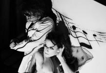 Germán Náger y Julieta Ghibaudo en concierto