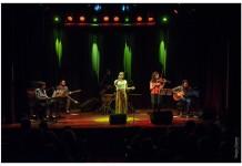Cecilia Mezzadra en concierto