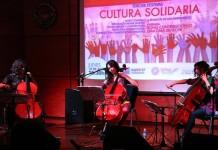 El Tercer Festival Solidario fue otra fiesta