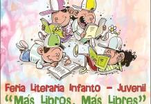 V Feria Literaria en Campo de la Ribera