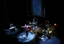 Lucas Heredia presentó su primer disco en el Teatro Real