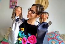 """María Agustina Calderón presenta """"Un viaje y un secreto"""""""