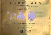 "Andrés Muratore presenta ""Cardumen"""