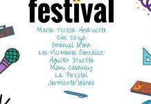 Festival por la Educación Superior en Villa El Libertador