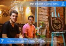 """Fer Romero y Nacho Ramia presentan """"Música de la casa"""""""