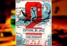 Especial de Jazz en L'Ecole