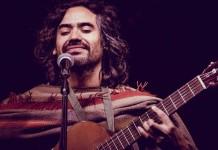 """José Luis Aguirre presenta """"Amuchado"""""""