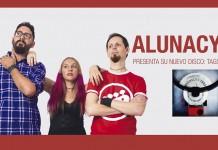 "Alunacy presenta ""Tags"""