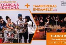 Yissy García & Bandancha y Tamboreras
