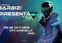 Presenta Trío y Enrico Barbizi en vivo