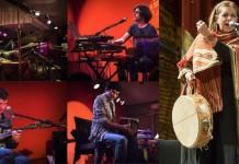 La Jam de Folclore y Melania Pérez en vivo