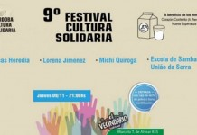 Noveno Festival Solidario