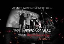 """Ramiro González presenta """"Bajo la Luna o el Sol"""""""