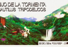 Hijo de la Tormenta, Nautilus y Tripodélicos en vivo