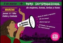 Paro Internacional de Mujeres, Travas, Tortas y Trans