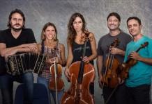 """Numen Cuarteto de Cuerdas y Pablo Jaurena presentan """"Sensación Piazzolla"""""""