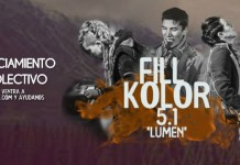 Financiamiento Colectivo para el primer disco de Fill Kolor