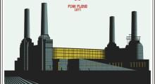 "Rincón de Trazos: ""Animals 1967″ Pink Floyd"