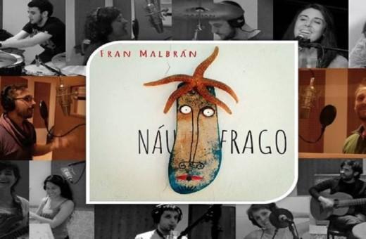 Financiamiento Colectivo para el primer disco de Fran Malbrán